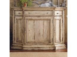 hooker furniture wakefield three door three drawer distressed two