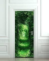 Cool Closet Doors Closet Door Decals Cool Wall Door Stickers Murals Mirror Closet