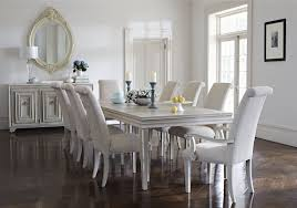 dining room sets with fabric chairs vermont extending dining table willis and gambier furniture