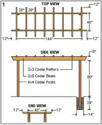 Wood Pergola Designs And Plans by Diy Pergola Hammock Stand Google Search Wood Projekts