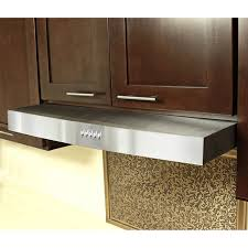 Recirculating Kitchen Hood Vented Under Cabinet Range Hood Reviews Bar Cabinet