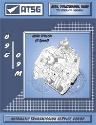 tf60sn atsg technical manual 09g 09m