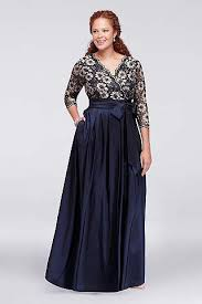 s plus size dresses for all occasions david s bridal