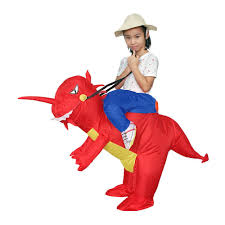halloween costume kids halloween inflatable child costume kids party dinosaur