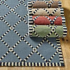 Suzanne Kasler Quatrefoil Border Indoor Outdoor Rug Turin Indoor Outdoor Rug Ballard Designs