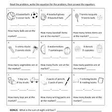 addition word problems grade 1st grade word problems worksheets worksheets