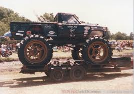 monster truck show okc bangshift com monster truck time machine