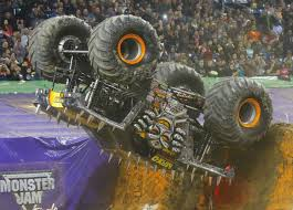 monster jam bank stadium