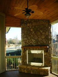 porch balcony with stone fireplace fireplaces and firepits porch balcony with stone fireplace