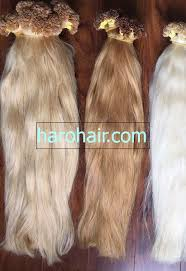 keratin tip extensions style 2914 plat tip 6 32 inch human hair extensions