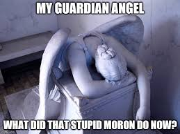 Angel Meme - guardian angel meme generator imgflip