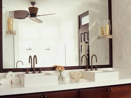 Bathroom With Bronze Fixtures Rubbed Bronze Bathroom Fixtures Hgtv