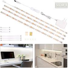 kitchen cupboard overhead lights wobsion white led lights counter lights for kitchen cabinet led light for kitchen shelf cupboard desk mirror 6 6 diy