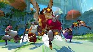 gigantic xbox one review chalgyr u0027s game room gamegrep