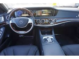 2014 S550 Interior One Year And 100k Cars Sold Of Mercedes Benz S Class Favcars Net