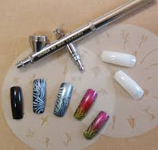 airbrush nail designs pictures airbrush nail designs