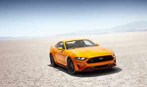 New Muscle Cars - ford u0027s newest mustang drops the v6 engine for the first time in