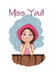 i miss you cards free printable miss you cards create and print free printable miss