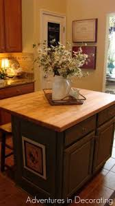 kitchen island decorations adventures in decorating kitchen island misc home pinterest