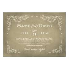 save the dates wedding rectangular shape wedding save the date cards beautiful designing