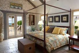 cottage bedrooms a photograph of the exquisite bedroom with four poster bed at this