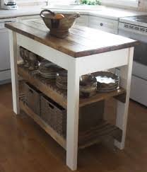 building a kitchen island circle white minimalist polished