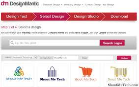 designmantic download 11 tested websites to design stunning logos online for free