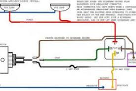 wiring diagram spotlights to main beam wiring diagram