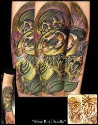 tattoos frank lanatra