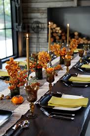 decorating ideas inspiration for your thanksgiving tablescape