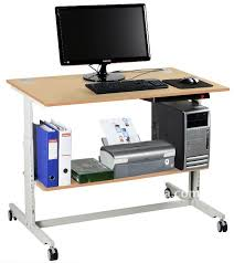 Computer Desk With Wheels Computer Table Wheel Computer Table Wheel Suppliers And