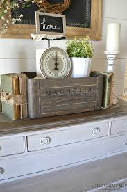 5 ways to style a wooden crate little vintage nest