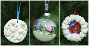 seashell ornaments can make i can teach my child