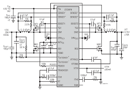 solutions dual dc dc controller for ddr power with differential