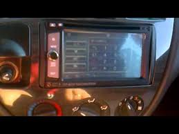 radio for ford focus ford focus mk1 2 2din radio king x3