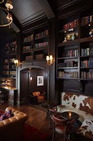 modern home library interior design 28 dreamy home offices with libraries for creative inspiration