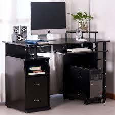 Gray Computer Desk Merax Computer Desk Reviews Wayfair
