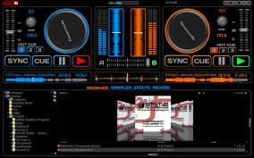 full version virtual dj 8 virtual dj software scxs skin