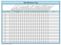 Home Maintenance Spreadsheet by Car Maintenance Schedule Lists Cars Auto
