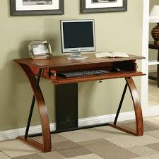 Sofa Computer Table by Shop Office Star Aurora Contemporary Computer Desk At Lowes Com