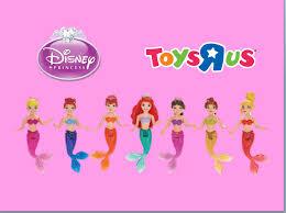 ariel u0027s mermaid sisters toys