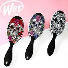 qoo10 the brush sugar skull hair care