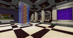 Kitchen Ideas Minecraft Nether Base Ssp