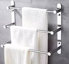 Bathroom Towel Rack Decorating Ideas Best 25 Bathroom Towel Racks Ideas On Pinterest Throughout Hanging