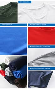 customize plain mens wholesale 100 cotton o neck tee shirts
