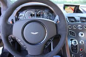aston martin steering wheel first drive 2016 aston martin db9 gt digital trends