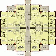 2 unit apartment building plans plan 83117dc 3 story 12 unit apartment building 2 story apartment