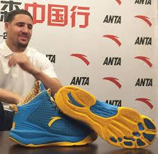 Sneakers Meme - klay thompson anta shoes sneakernews com
