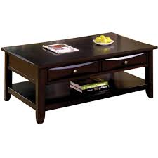 cl l home depot furniture of america baldwin espresso coffee table cm4265dk c l
