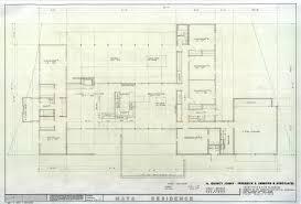 eichler floor plans eichler house plans best of joseph eichler home house floor plans